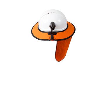 Earmuff Brim Hard Hat